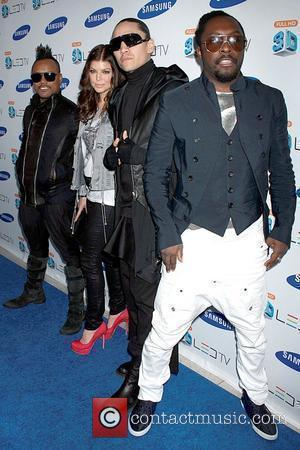 Will.i.am Fuming Over Cole Split