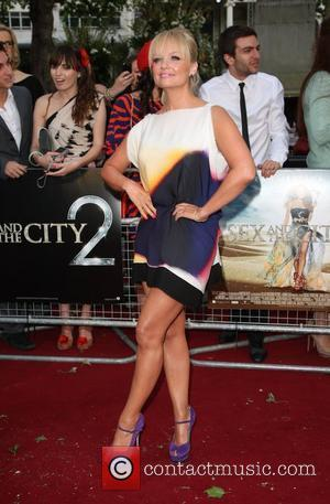 Emma Bunton 'Sex and the City 2' UK film premiere held at the Odeon Leicester Square. London, England - 27.05.10