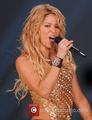 Shakira Tops Nokia's 2010 Download List