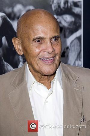 Harry Belafonte Opening Night of Shari Belafonte's Italy exhibit New York City, USA - 07.10.10