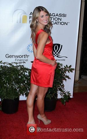 Teneley Molzahn Andre Agassi Grand Slam For Children at Wynn Resort and Casino in Las Vegas Las Vegas, USA -...