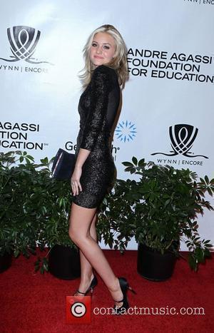 Amanda Michalko Andre Agassi Grand Slam For Children at Wynn Resort and Casino in Las Vegas Las Vegas, USA -...