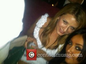 Nicole Polizzi aka Snooki and Lo Bosworth attend Jason Hope's 'Ludacris-mas' party. Scottsdale, Arizona - 18.12.10