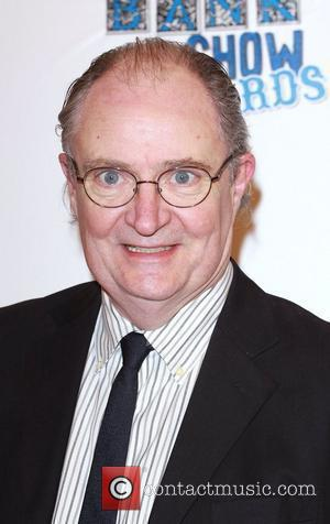 Jim Broadbent The South Bank show awards red carpet arrivals London, England - 26.01.10