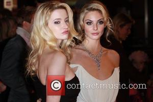 Talulah Riley and Tamsin Egerton