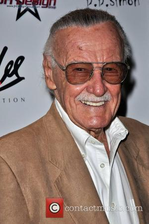 Stan Lee The Stan Lee Foundation launch party at NASDAQ MarketSite New York City, USA - 07.10.10