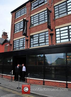 Warehouse Restaurant - Exterior  Liverpool football player Steven Gerrard's opened his new restaurant 'Warehouse' in Southport. Southport, England -...