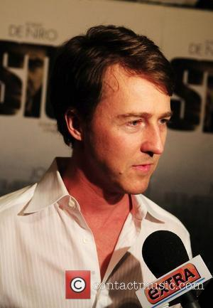 "Edward Norton ""Thrilled And Excited"" After Becoming A Father"