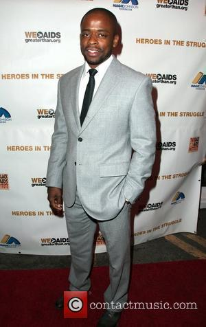 Dule Hill The 10th Annual Heroes in the Struggle Gala concert and awards presented by the Black AIDS Institute Los...