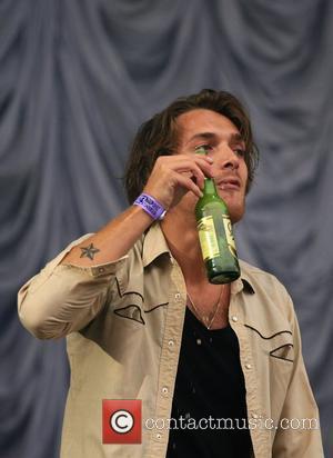 Paolo Nutini T In The Park 2010 Music Festival - Day 2 Balado, Scotland - 10.07.10