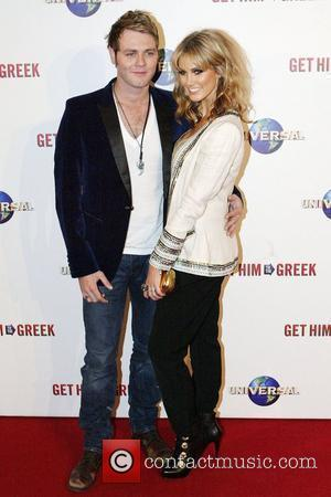Brian McFadden and Delta Goodrem Premiere of 'Get Him to the Greek' held at Event Cinemas Sydney, Australia - 11.06.10