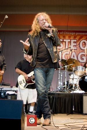 Robert Plant Plays Led Zeppelin Hits At Secret Gig