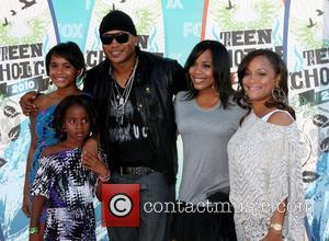 LL Cool J and guests The 12th Annual Teen Choice Awards 2010 held at the Universal Gibson Ampitheatre - Arrivals...