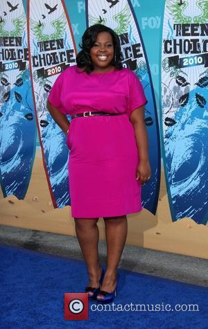 Amber RIley The 12th Annual Teen Choice Awards 2010 held at the Universal Gibson Ampitheatre - Arrivals Los Angeles, California...