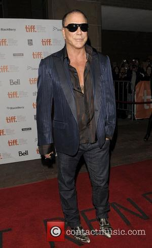 Mickey Rourke  The 35th Toronto International Film Festival - 'Passion Play' premiere at the Ryerson Theatre  Toronto, Canada...