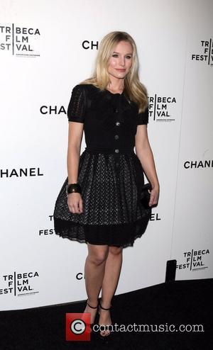 Kristen Bell Chanel Tribeca Film Festival Dinner in support of the Tribeca Film Festival Artists Awards Program at Odeon New...