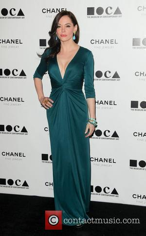 Rose McGowan MOCA's Annual Gala The Artist's Museum Happening – Arrivals Los Angeles, California - 13.11.10