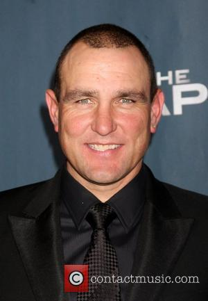 Vinnie Jones Launches Sports Campaign In U.k.