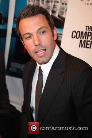 Ben Affleck Screening of the new film 'The Company Men' at The Paris Theatre - Arrivals New York City, USA...