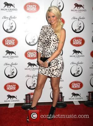 Holly Madison Playboy Playmate Claire Sinclair guest stars at The Crazy Horse Paris at the MGM Grand Resort & Casino...