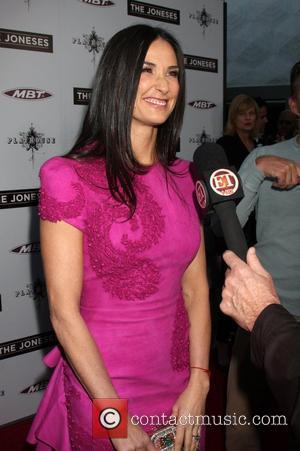 Moore: 'Kutcher Wasn't Interested'