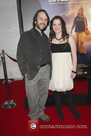 Peter Jackson with his daughter Katie Premiere of 'The Lovely Bones' at Grauman's Chinese Theatre Los Angeles, California - 07.12.09