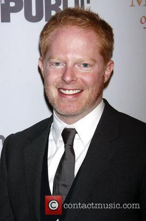 Jesse Tyler Ferguson  Opening night after party celebration for The Public Theater Broadway production of 'The Merchant of Venice'...