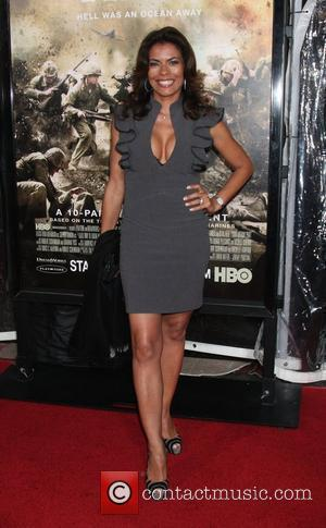 Lisa VIdal Los Angeles Premiere of HBO's new mini series 'The Pacific' held at the Grauman's Chinese Theater Hollywood, California...