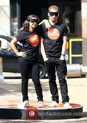 Hayley Tamaddon and Joe Swash