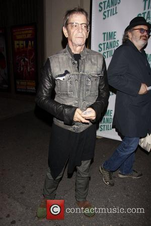 Lou Reed's Manager Arrested