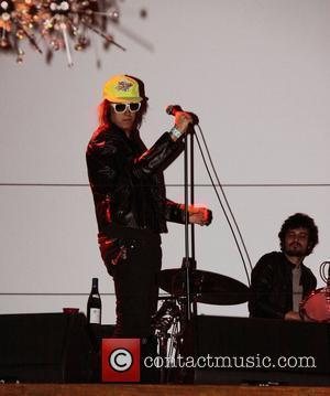 Julian Casablancas, Celebration, The Strokes and Tommy Hilfiger