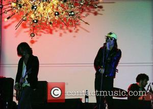 Nick Valensi, Celebration, Julian Casablancas, The Strokes and Tommy Hilfiger