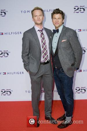 Neil Patrick Harris, Celebration, David Burtka and Tommy Hilfiger