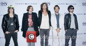 The Strokes, Celebration, Tommy Hilfiger