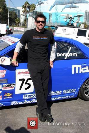Dempsey's Race Team Sued Over Tequila Ads