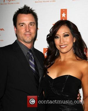 Carrie Ann Inaba Gets Engaged On Regis And Kelly