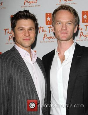 Neil Patrick Harris, David Burtka and Palladium