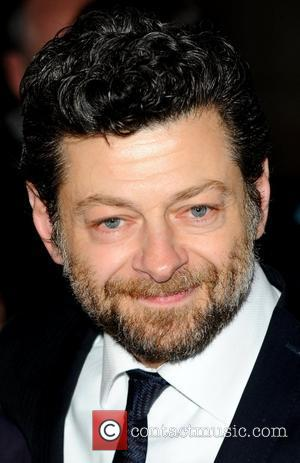 Andy Serkis The Variety Club Showbiz Awards 2010 at the Grosvenor House Hotel London, England - 14.11.10