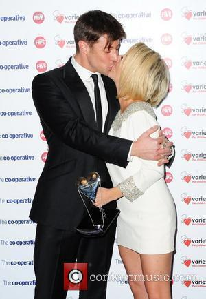 Duncan James and Sheridan Smith