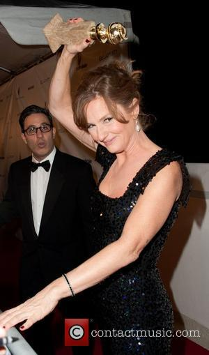 Melissa Leo Wins Best Supporting Actress At Golden Globes