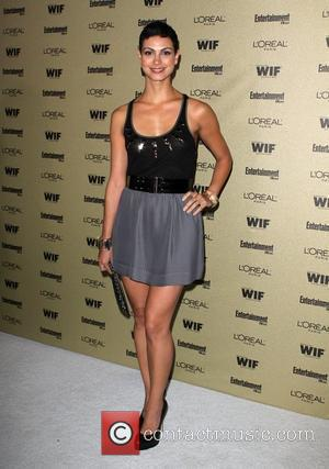 Morena Baccarin The 2010 Entertainment Weekly and Women In Film Pre-Emmy Party Sponsored by L'Oreal Paris Held at The Sunset...