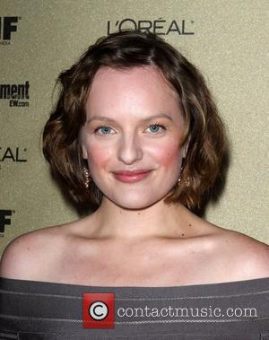 Elisabeth Moss and Entertainment Weekly