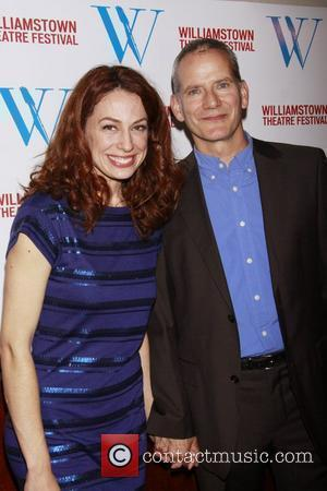 Kathleen McElfresh and her husband Campbell Scott Williamstown Theatre Festival's 2010 New York City Benefit held at the Prince George...