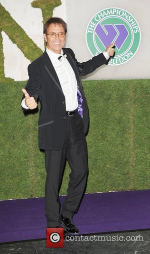 Cliff Richard  attending the 2010 Wimbledon Gala Dinner at the Intercontinental Hotel in London London, England - 04.07.10