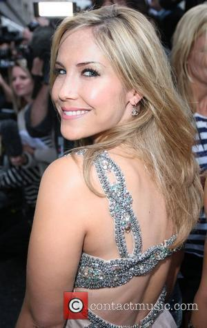 Heidi Range of Sugababes,  Pre-Wimbledon Party held at The Roof Gardens - Departures London, England - 17.06.10