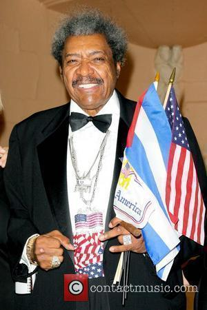 Don King Caught Trying To Board Plane With Ammunition