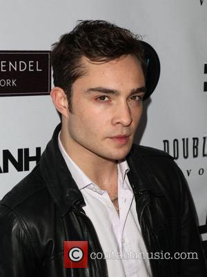 Ed Westwick Launch party to celebrate the new book You Know You Want It held at Henri Bendel New York...