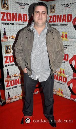 Simon Delaney Irish premiere of 'Zonad' at Cineworld Cinemas - Arrivals Dublin, Ireland - 16.03.10