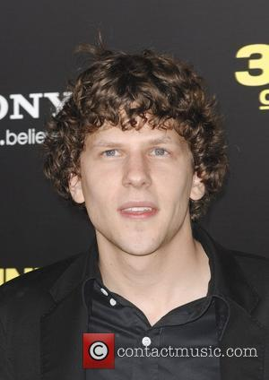 Jesse Eisenberg Requested 'Black Carpet' For Premiere