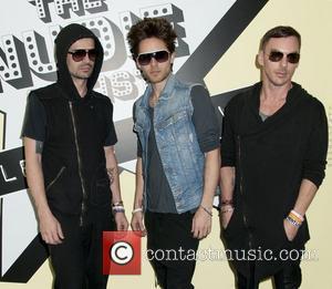 30 Seconds To Mars Triumph At Kerrang! Awards